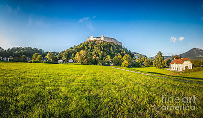 Photograph - Old Castle In The Sunshine by JR Photography