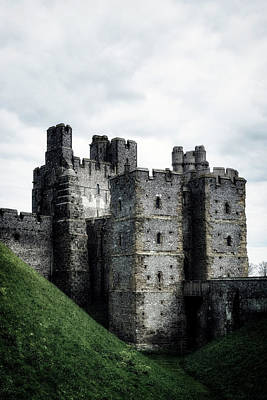 Arundel Castle Photograph - Old Castle by Joana Kruse