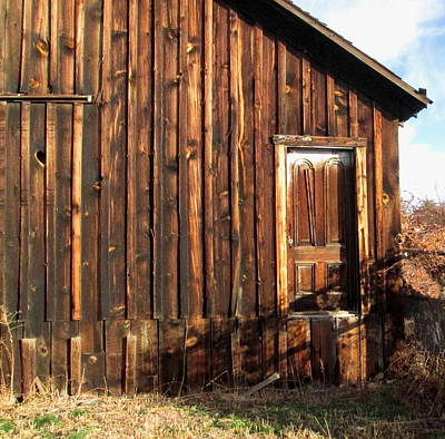Photograph - Old Cedarville Barn #2 by Dreamweaver Gallery