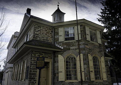 Photograph - Old Chester Courthouse by Steven Richman