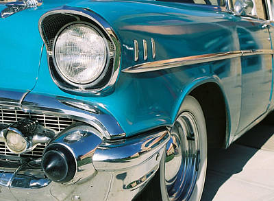 Photograph - Old Chevy by Steve Karol