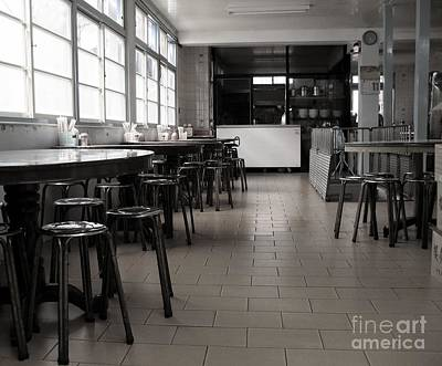 Photograph - Old Chinese Restaurant by Yali Shi