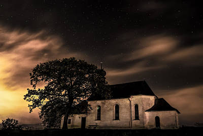 Photograph - Old Church Lr by Michael Damiani
