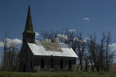 Photograph - Old Church by Sara Stevenson
