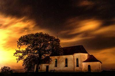 Photograph - Old Church Tm by Michael Damiani