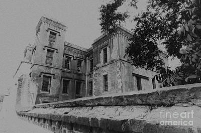Photograph - Old City Jail Charleston Sc by Dale Powell