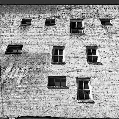 Photograph - Old City Windows 1 by Patrick M Lynch
