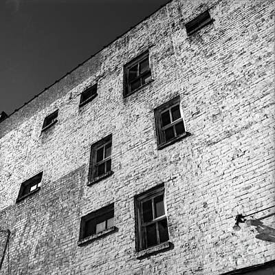Photograph - Old City Windows 2 by Patrick M Lynch