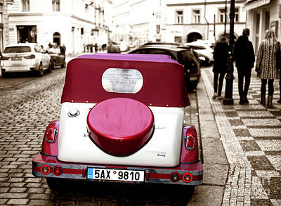 Photograph - Old Classic Long Prague by John Rizzuto