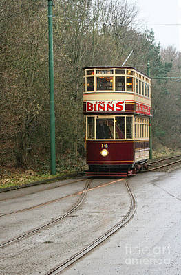 Photograph - Old Classic Tram by Doc Braham