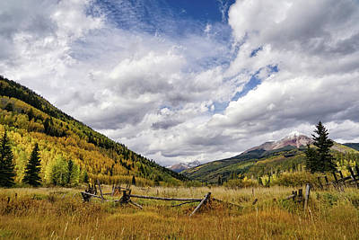 Photograph - Old Colorado by Leda Robertson