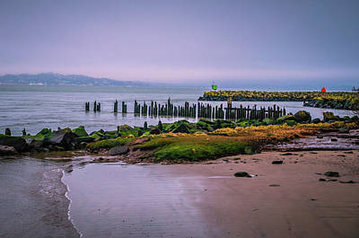 Photograph - Old Columbia River Docks by Bryan Carter
