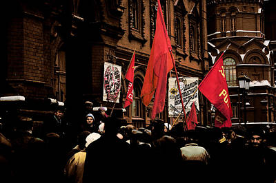 Old Communists Original by Kira Hagen