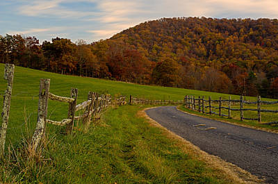 Photograph - Old Country Road by Joye Ardyn Durham
