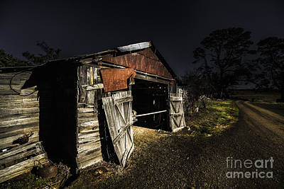 Photograph - Old Country Shack by Jorgo Photography - Wall Art Gallery