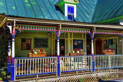 Photograph - Old Country Store by Rick Bragan