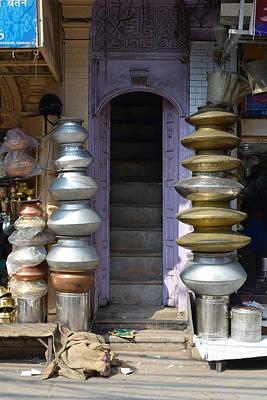 Photograph - Old Delhi by Sumit Mehndiratta