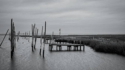 Photograph - Old Dock by Shawn Colborn