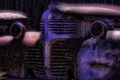 Old Dodge Art Print by Garry Gay