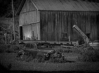 Photograph - Old Dodge by Ray Congrove
