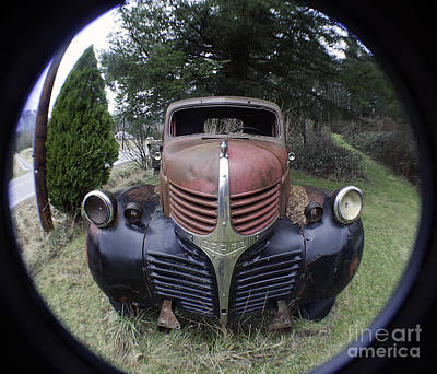 Photograph - Old Dodge Truck by Clayton Bruster