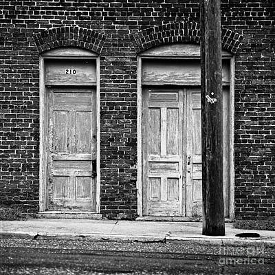 Photograph - Old Doors by Patrick M Lynch