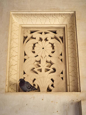 Photograph - Old Dubai Window by Jouko Lehto