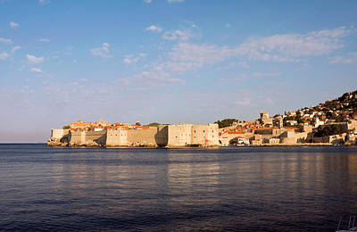 Photograph - Old Dubrovnik Early Morn by Sally Weigand