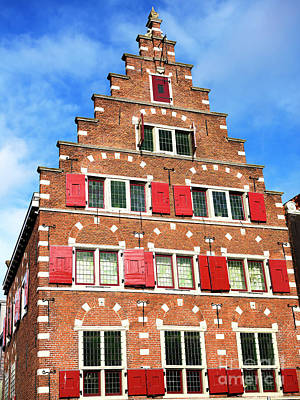 Photograph - Old Dutch Style by John Rizzuto