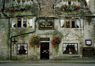 Photograph - Old England by Shaun Higson