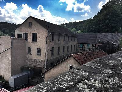 Photograph - Old Factory  by Eva-Maria Di Bella