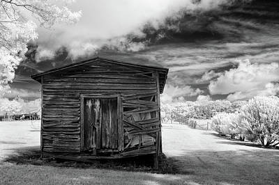 Photograph - Old Farm Shed II by Paul Seymour