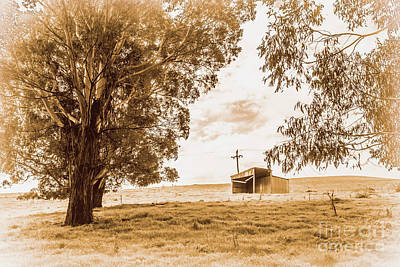 Shack Photograph - Old Farmstead Shack by Jorgo Photography - Wall Art Gallery