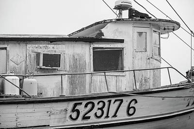Photograph - Old Fishing Boat  by John McGraw