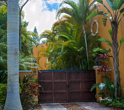 Photograph - Old Florida 3 by Susan Molnar