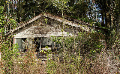 Photograph - Old Florida-4 by Lamarre Labadie