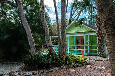 Photograph - Old Florida 4 by Susan Molnar
