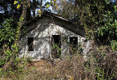 Photograph - Old Florida-5 by Lamarre Labadie