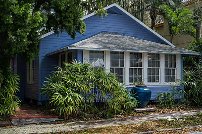 Photograph - Old Florida 5 by Susan Molnar