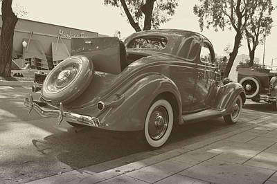 Photograph - Old Ford by Bill Dutting