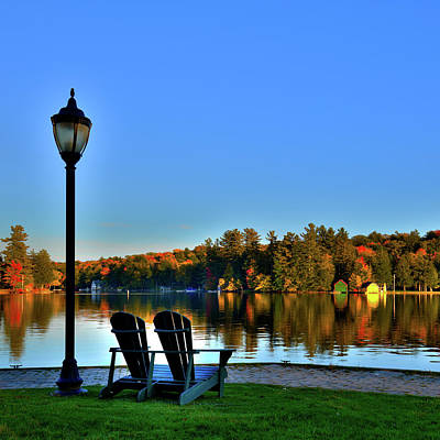 Photograph - Old Forge Pond by David Patterson
