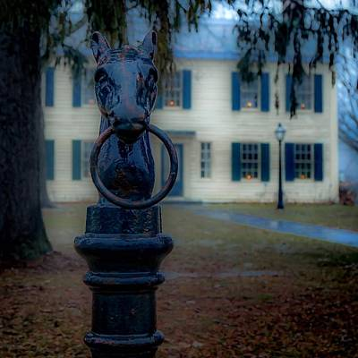 Photograph - Old Fort House by Kendall McKernon