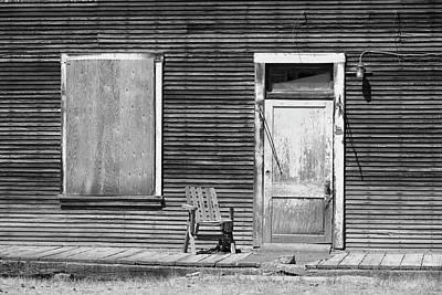 Photograph - Old Fort Klamath Hotel by Richard J Cassato