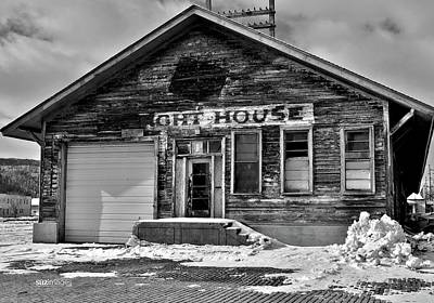 Photograph - Old Freight House 2 by Susie Loechler
