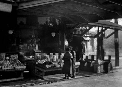 Photograph - Old French Market by Crescent City Collective