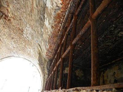 Rust Wall Art - Photograph - Old Gate by Vineta Marinovic