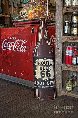 Photograph - Old General Store by Ella Kaye Dickey