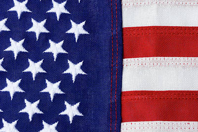 Photograph - Old Glory by Jill Lang