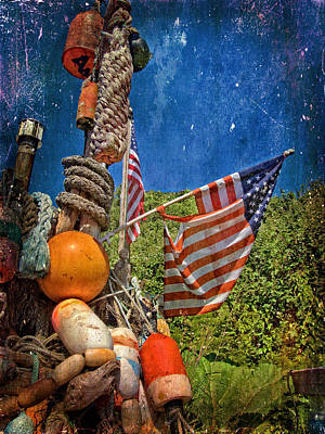 Photograph - Old Glory by Thom Zehrfeld