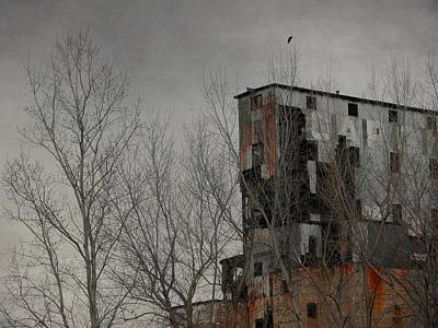 Old Rust  Art Print by Gothicrow Images